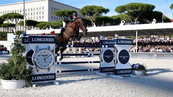 Torna a Roma il Global Champions Tour