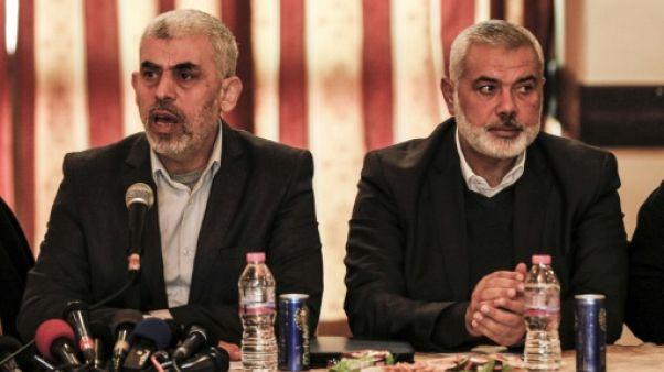 Le Hamas soutient une nouvelle initiative égyptienne de réconciliation