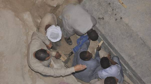 Mystery Egypt sarcophagus found not to house Alexander the Great's remains