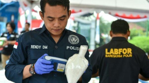 En Indonésie, la lutte sans merci contre la drogue produit peu d'effets