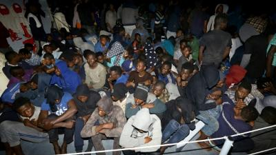 En Italie, le malaise des garde-côtes face à la très populaire fermeté anti-migrants