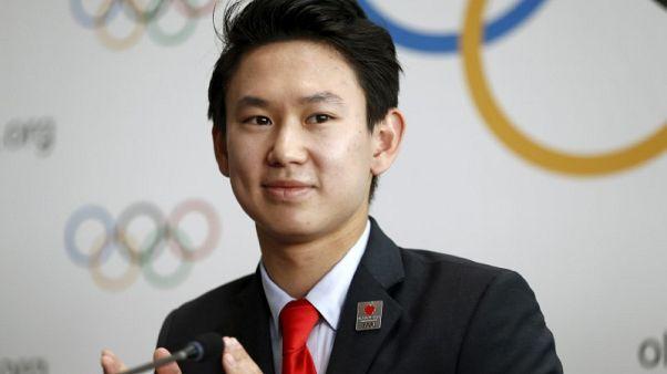 Kazakhstan detains suspect in murder of Olympic figure skating medallist