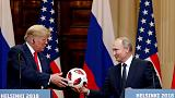 Trump says meeting with Putin 'not always conciliatory' - CNBC