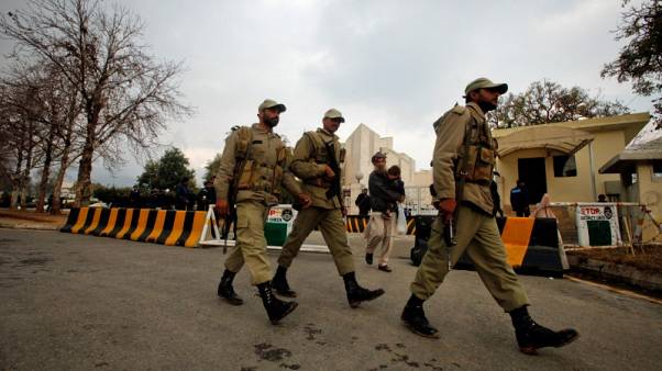 Pakistan army gets broad election powers at polling stations