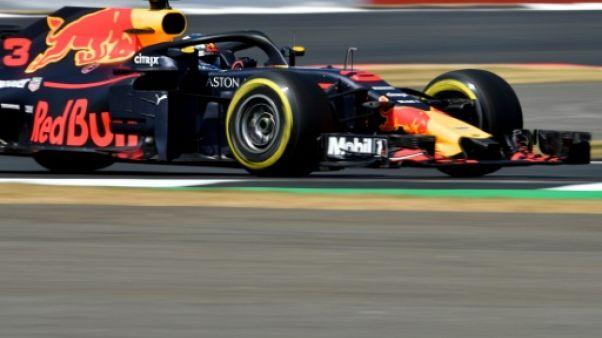 F1: Ricciardo le plus rapide aux essais libres 1 du GP d'Allemagne