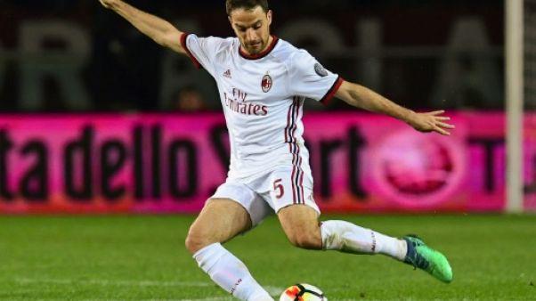Foot: le TAS autorise l'AC Milan à réintégrer l'Europa League