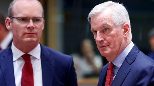 Ireland says EU reaction to Brexit white paper lukewarm - minister