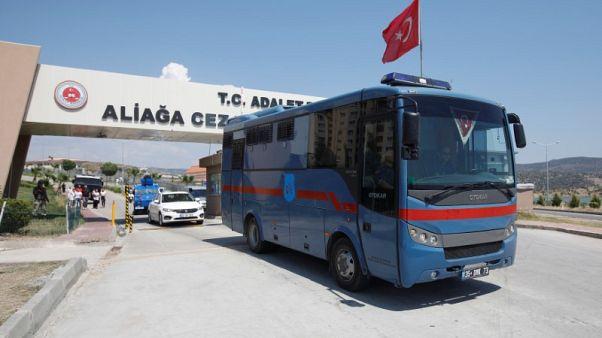 """مشروع قانون أمريكي يطالب تركيا بإنهاء الاعتقال """"الظالم"""" لمواطنين أمريكيين"""