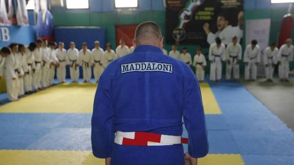 Judo:premiati ragazzi palestra Maddaloni
