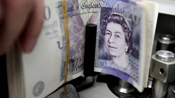 Sterling bounces off 10-month low after bruising week