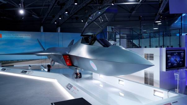 Rival warplane projects underline Europe's divisions