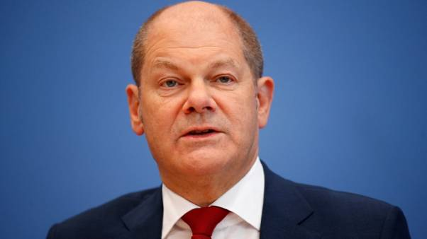 German Finance Minister sees little progress on trade at weekend G20 meeting