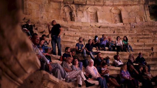 مهرجان جرش في الأردن يوقد شعلته الثالثة والثلاثين
