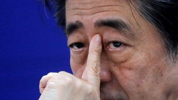 آبي: واردات أمريكا من السيارات اليابانية لا تشكل أي تهديد لأمنها القومي