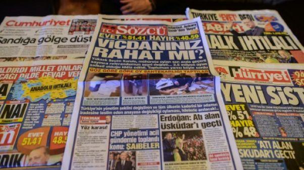 Les Pays-Bas et la Turquie annoncent le rétablissement de relations diplomatiques normales