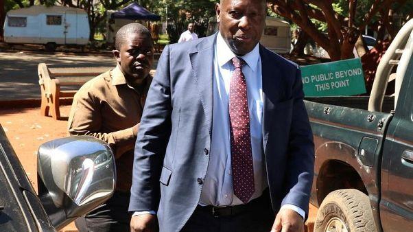 Mugabe-era minister jailed for corruption in Zimbabwe