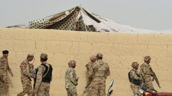 L'attentat suicide au Baloutchistan a fait 149 morts