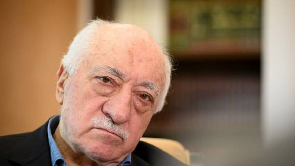 Turkey says it has new evidence of Gulen coup links, will discuss with U.S.