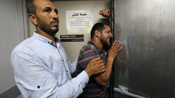 مقتل 4 فلسطينيين بنيران إسرائيلية مع تصاعد العنف على حدود غزة
