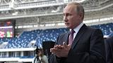 Putin says Russia's World Cup stadiums should remain soccer venues