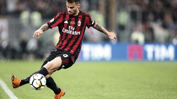 Amichevoli, Milan-Novara 2-0