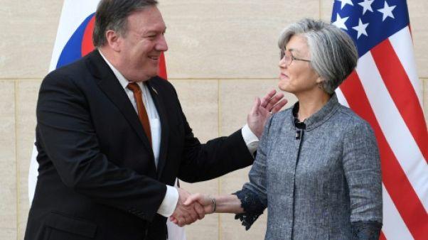 """Corée du Nord: Washington réclame à l'ONU """"une pleine application des sanctions"""""""