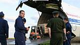 La France et la Russie vont livrer ensemble de l'aide humanitaire à la Syrie annonce l'Elysée