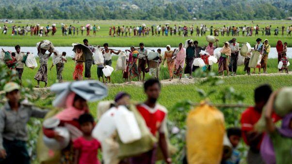 حصري-استقالة الأمين العام للجنة دولية شكلتها ميانمار لحل أزمة الروهينجا