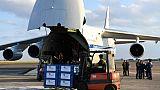 Paris et Moscou livrent ensemble de l'aide humanitaire à la Syrie