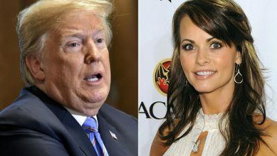 Trump enregistré à son insu parlant d'acheter le silence d'une ancienne playmate