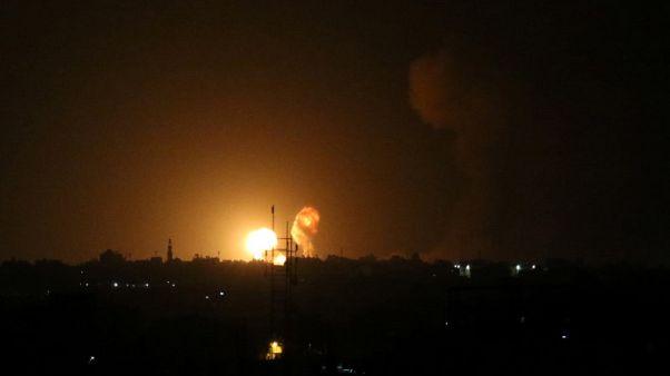 التهدئة بين إسرائيل وحماس في غزة ما زالت صامدة