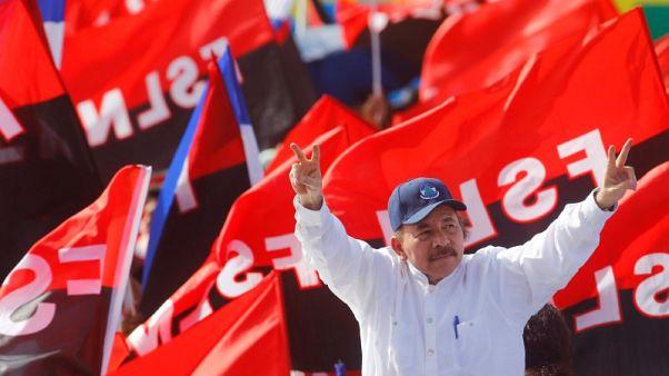 Hiding in Nicaragua, Ortega's battered opponents plan comeback