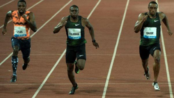 Ligue de diamant à Londres: duel américain sur 100 m, Lavillenie vise haut