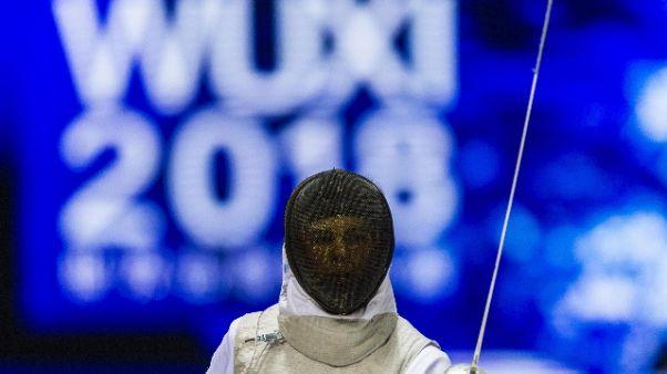 Mondiali scherma, domani prime medaglie