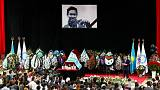 Thousands mourn Kazakh skating Olympic medallist Denis Ten