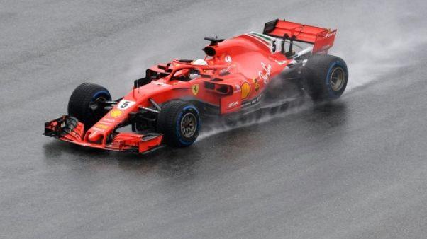 GP d'Allemagne: en pole, Vettel peut frapper fort, Hamilton dans le dur