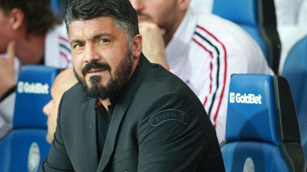 Milan, domani negli Usa per la ICC