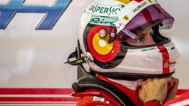 F1: Germania, Vettel in pole