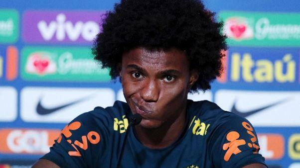 Barca, 62 mln al Chelsea per Willian