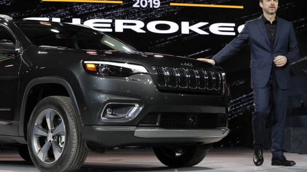 Fiat Chrysler to name Jeep's Manley to replace Marchionne as CEO - source