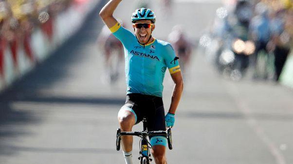 الاسباني فرايلي يفوز بالمرحلة 14 لسباق فرنسا وتوماس يحتفظ بصدارة الترتيب