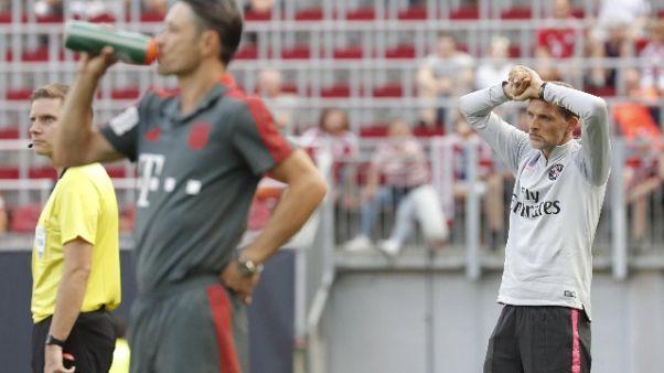 Icc: Psg ko 3-1 con Bayern