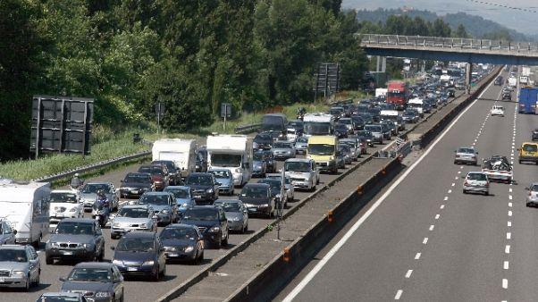 Traffico bollino nero su A22 Brennero