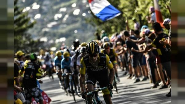 Tour de France: quand le peloton tire la langue