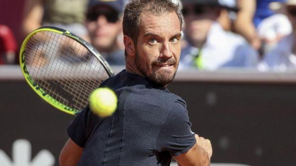 tennis: a Bastad finale Fognini-Gasquet