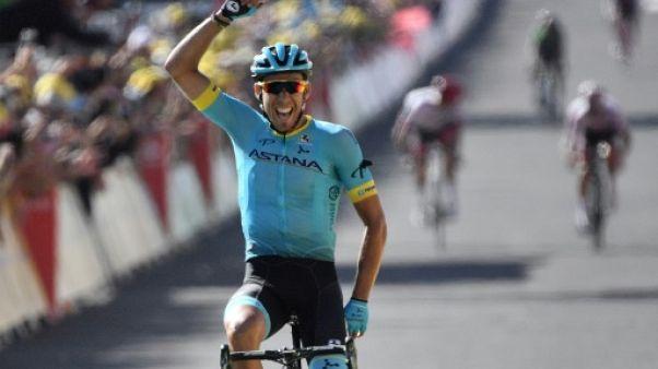 Tour de France: quatre choses à savoir sur Omar Fraile