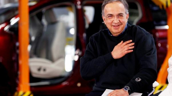 Motor racing - Marchionne's exit shakes up the Formula One landscape