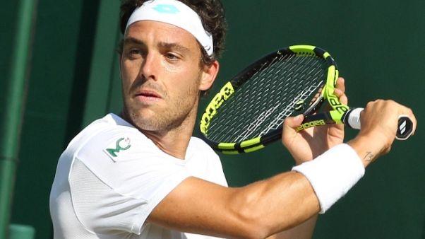 Tennis: Umago, Cecchinato in finale