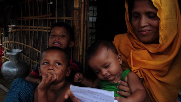 خبراء: ميانمار انتهكت اتفاقية الأمم المتحدة لحقوق الطفل في حملتها على الروهينجا
