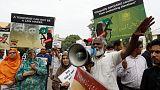 Hardline Islamists push religion to centre of Pakistan election